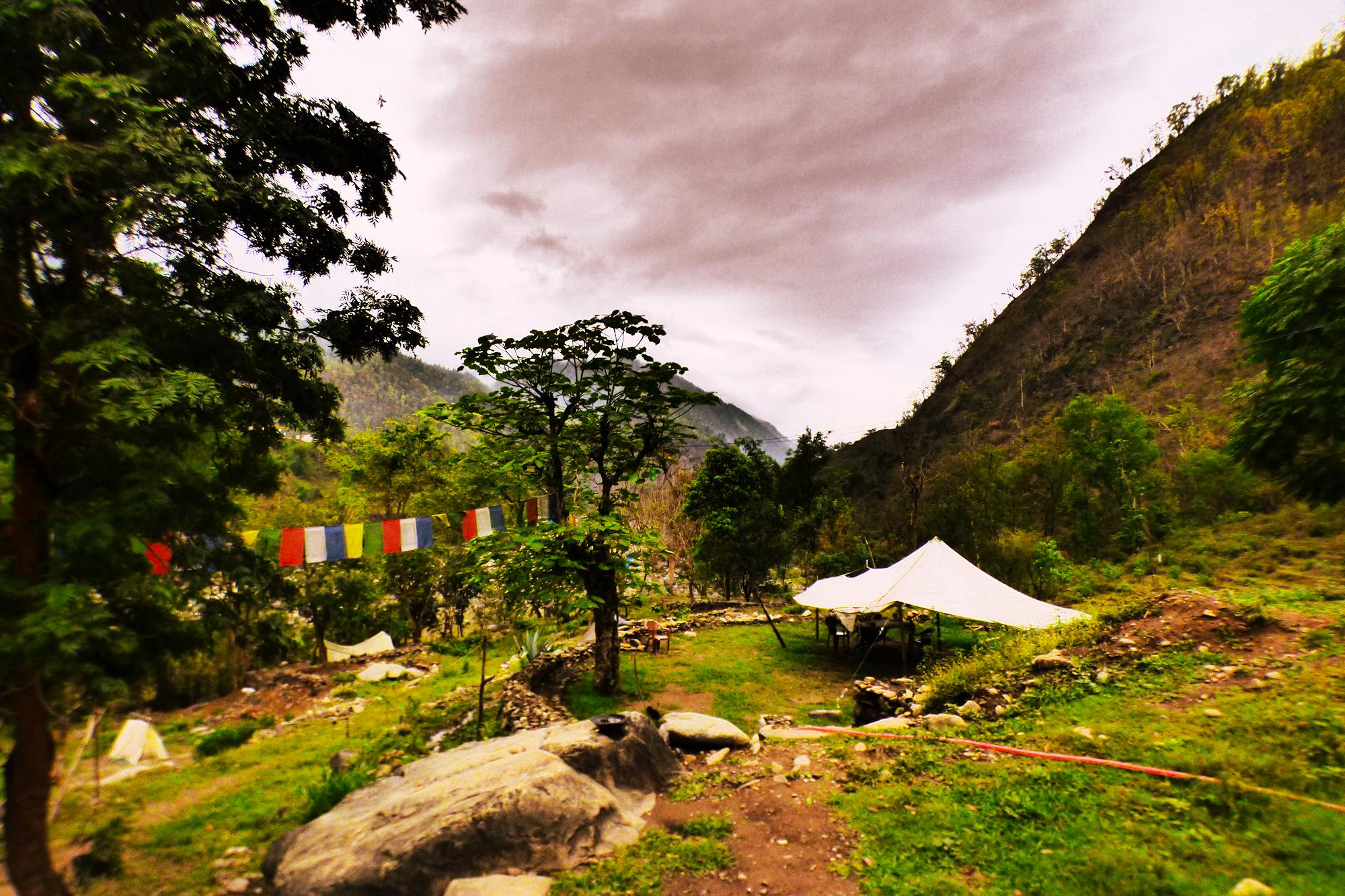 Gurung Valley