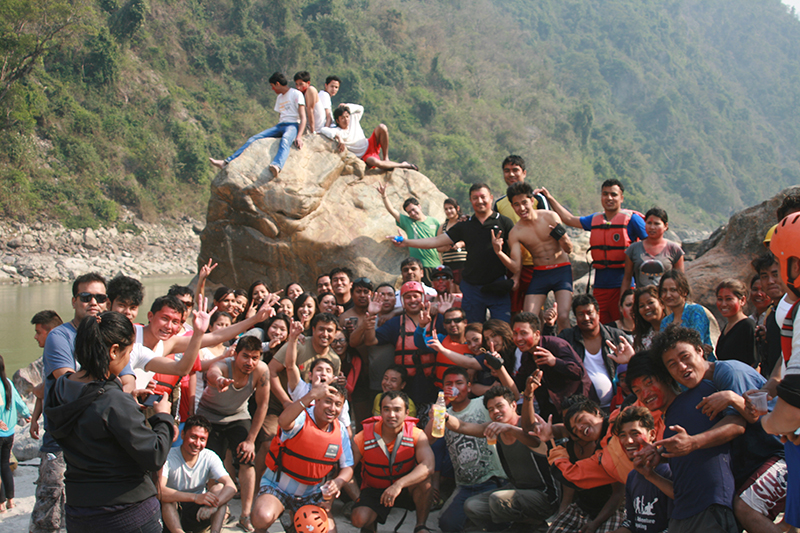 private parties in nepal