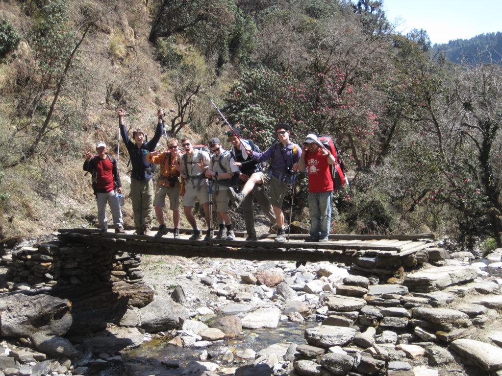 Trekking in Gorkha